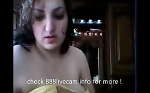 Arab sister is being sexy !