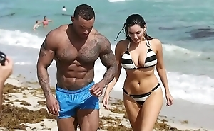 Kelly Brook'_s Interracial Fantasy