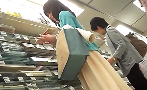 Japanese Upskirt with face