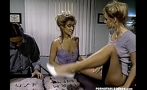 Young Jill Kelly fucked steadfast in a threeway