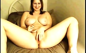 Untouched lonely MILF plays with herself - camdystop.com