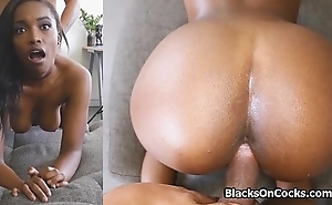 Lubed bigtit black at bottom big cock