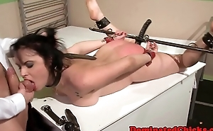 Submissive babes fucked in bdsm compilation