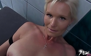 Povbitch Take charge milf cleaning lady was bad &amp_ punished hard with big cock