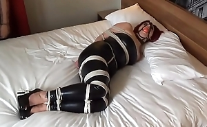 Tight villeinage roughly latex