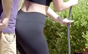 cock hot to trot step mom long