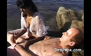 Indian Beach Sex Party