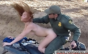 Teen toy orgasm compilation Border Hopping Redhead Loves Cock